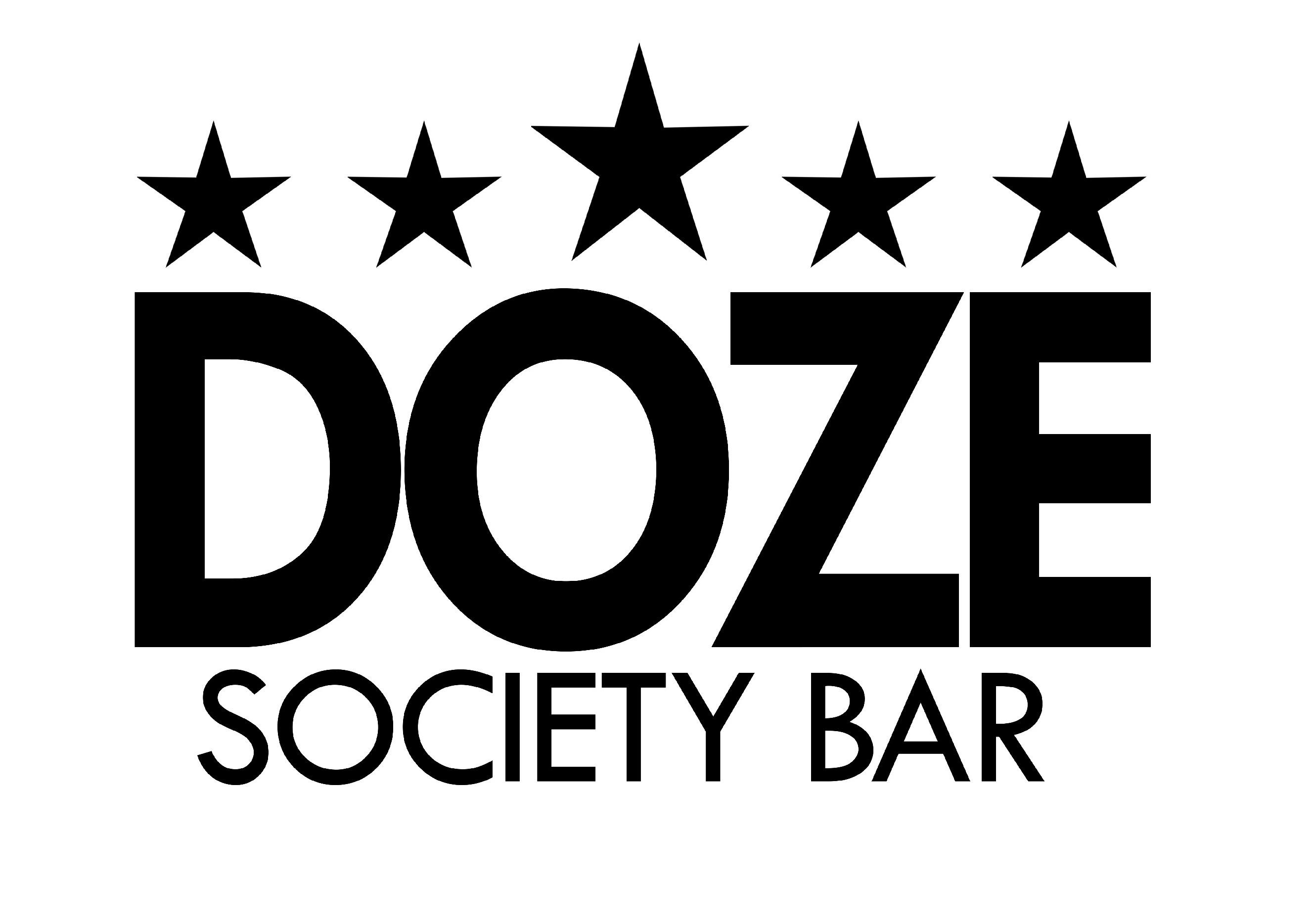 Doze Society Bar